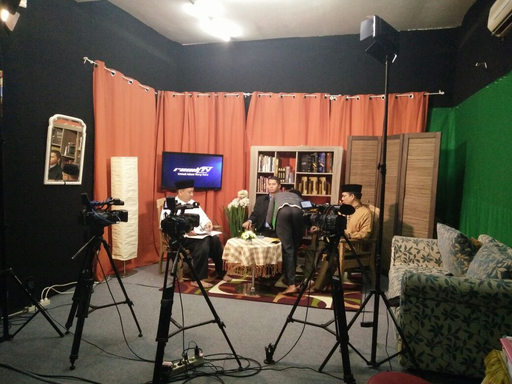 Praktikum Jurnalistik di Rasil TV